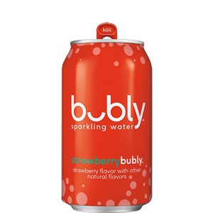Strawberry Sparkling Water