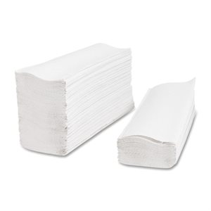Multifold White Towel