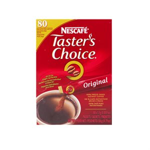Tasters Choice® Instant Single Serve 1.7g