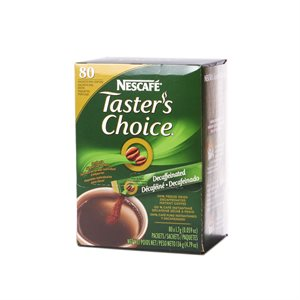 Tasters Choice® Instant Decaf Single Serve 1.7g