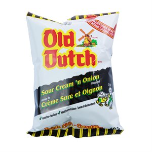 Sour Cream & Onion 40g