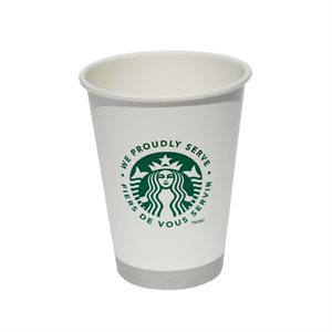 Starbucks® 12oz Hot Paper Cup
