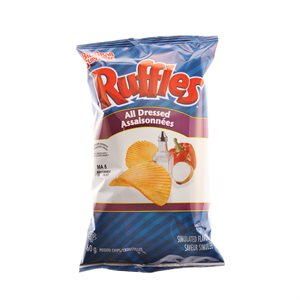 Big Grab Ruffles® All Dressed 60g