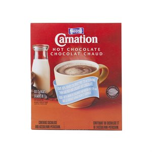 Carnation® Individual Light Hot Chocolate 13g