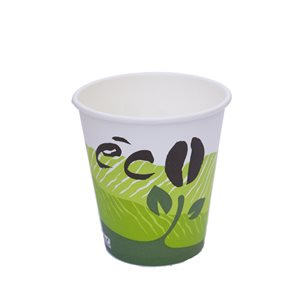 ECO Compostable10oz Hot Paper Cup