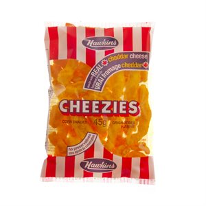 Hawkins Cheezies 45g