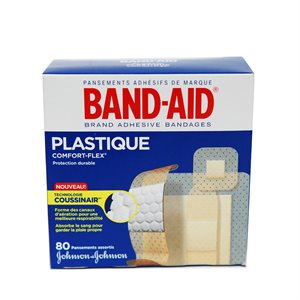 Assorted Band Aids