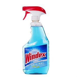 Windex Blue® Trigger Glass Cleaner