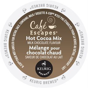 Hot Cocoa Mix Chocolate Flavoured