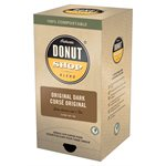 Donut Shop Blend™ Original Dark Roast Pods 11g - 16 CT