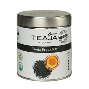 Breakfast Blend Loose Leaf Tea Canister
