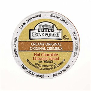 Creamy Original Hot Chocolate