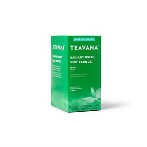 Radiant Green Tea