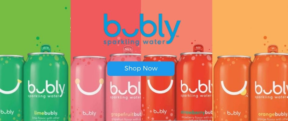 shop bubly sparkling water