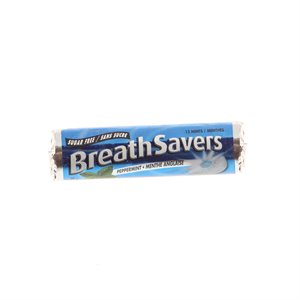 Breath Savers Peppermint