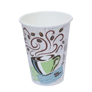 Perfect Touch 12oz Heat Barrier Cup