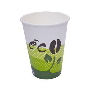 ECO Compostable 16oz Hot Paper Cup
